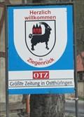 Image for Ziegenrück, 07924 Ziegenrück, Thüringen, Deutschland