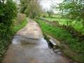 Image for Alderwasley Back Lane ford, Derbyshire