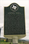 Image for Rath Trail & Jones - Plummer Trail ~ Hemphill County, TX