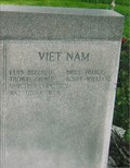 Image for Vietnam Memorial - Courthouse Lawn - Spearman, TX