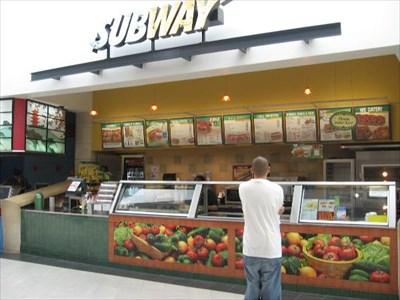 Subway Eastridge Mall San Jose Ca Restaurants On Waymarking