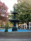 Image for Vasbinder Fountain - Mansfield, OH