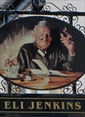 Image for Eli Jenkins - Pub Sign - Swansea, Wales.
