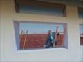 Image for Ladder Mural - Santa Clara, CA