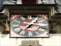 Image for Clock at Roman Catholic Church St. Martin Flerzheim - NRW / Germany