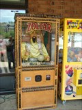 Image for Zoltar Fortune Teller - Boone, North Carolina