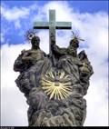 Image for The Most Holy Trinity /  Nejsvetejší trojice - Žatec (North-West Bohemia)