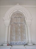Image for St Paul's Presbyterian Church Great War Memorial - Invercargill, New Zealand