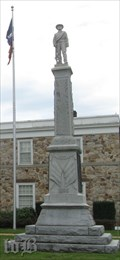 Image for Warren County Confederate Monument - Front Royal VA
