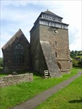 Image for Bell Tower, St Bridget's Church, Skenfrith, Monmouthshire, Wales