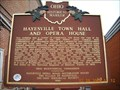 Image for Hayesville Town Hall and Opera House #1-3