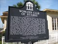 Image for Woman's Club of Starke