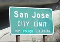 Image for San Jose, CA - 94 Ft