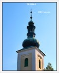 Image for TB 2504-3 Nový Malín, kostel, CZ