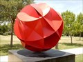 Image for Esfera Cuantica Punto Cero, 2013 (Zero Point Quantum Sphere, 2013) - San Antonioi, TX