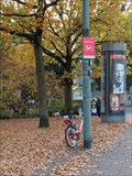 Image for Call a Bike-Station #67313 (Wittelsbacher Allee / Habsburger Allee) — Frankfurt am Main, Germany