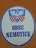 Image for Znak obce - Nemotice, Czech republic