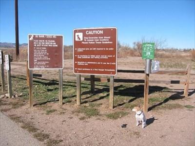 Chatfield Dog Park Free Parking
