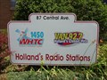 "Image for ""1450 WHTC Holland's Hometown Station"""