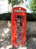 Image for Red Telephone Box - Porchester Gardens, London, UK