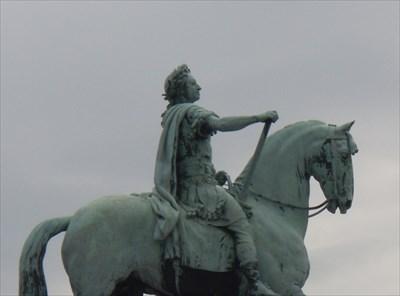 King Frederik V of Denmark - Copenhagen, Denmark