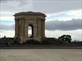 Image for Le château d'eau de l'Aqueduc Saint Clément - Montpellier - France