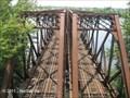 Image for CSX Rail Berkshire Division Twin Truss Bridge - Springfield-West Springfield, MA