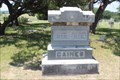 Image for J.F. Gaines - Fairview Cemetery - Grosvenor, TX