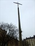 Image for Joan of Arc Memorial Cross - Rouen, France