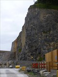 Image for Limestone Quarry - Vale of Glamorgan - Wales, Great Britain.