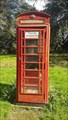 Image for Red Telephone Box - Aston Flamville, Leicestershire