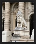 Image for Lions of the Palace of Justice - Vienna, Austria