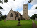 Image for St. Michael's - Medieval Church - Walford,  Herefordshire, UK.