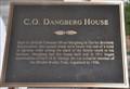 Image for C.O. Dangberg House
