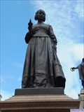 Image for Florence Nightingale - Waterloo Place, London, UK