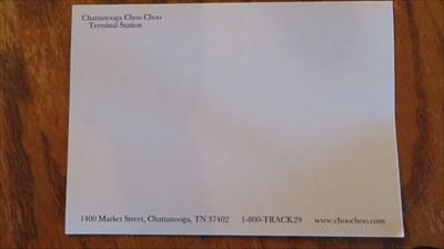 Choo-Choo Hotel - Chattanooga