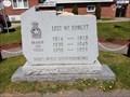 Image for Légion Royale Canadienne Filiale 120 ''Lest We Forget'' Memorial- Mascouche, Qc