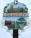 Image for Village Sign, Graveley, Herts, UK