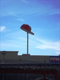 Image for Giant Elevated Ball Cap - Orem, Utah, USA