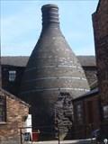 Image for Middleport Pottery Bottle Kiln -  Burslem, Stoke-on-Trent, Staffordshire, UK.