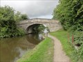Image for Arch Bridge 35 On The Leeds Liverpool Canal - Lathom, UK