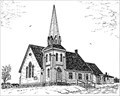 Image for Tryon United Church by Sterling Stratton - Tryon, PEI