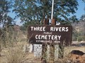 Image for Three Rivers Public Cemetery -  Three Rivers CA