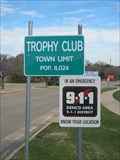 Image for Trophy Club, TX - Population 8024