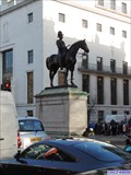 Image for Equestrian Statue of George Stuart White - Portland Place, London, UK