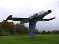 "Image for CF-100 ""Canuck""  -- Haliburton, Ontario"