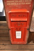 Image for Victorian Post Box - Cutty Sark, Greenwich, London, UK