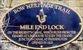 Image for Mile End Lock - Mile End Park, London, UK
