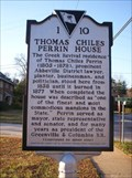 Image for 1 10 - THOMAS CHILES PERRIN HOUSE