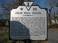 Image for Felix Hull House